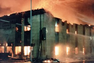 The Fire of 1986