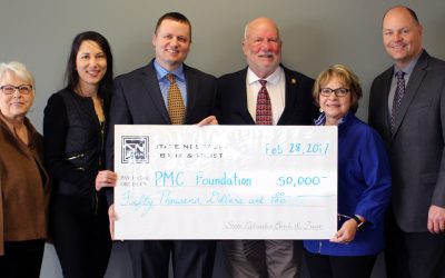 SNB Donates to Providence Medical Center Foundation