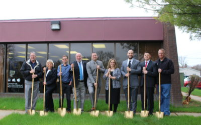 SNB Breaks Ground for SNBuilding