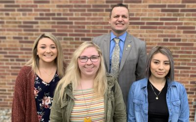 WHS Seniors Receive SNB Community Scholarship