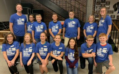 Blue Devil Branch Tellers Honored by Wayne School Board